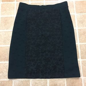 Size 8 Anthropologie Pencil Skirt
